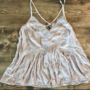 Flowy tank top from American Eagle